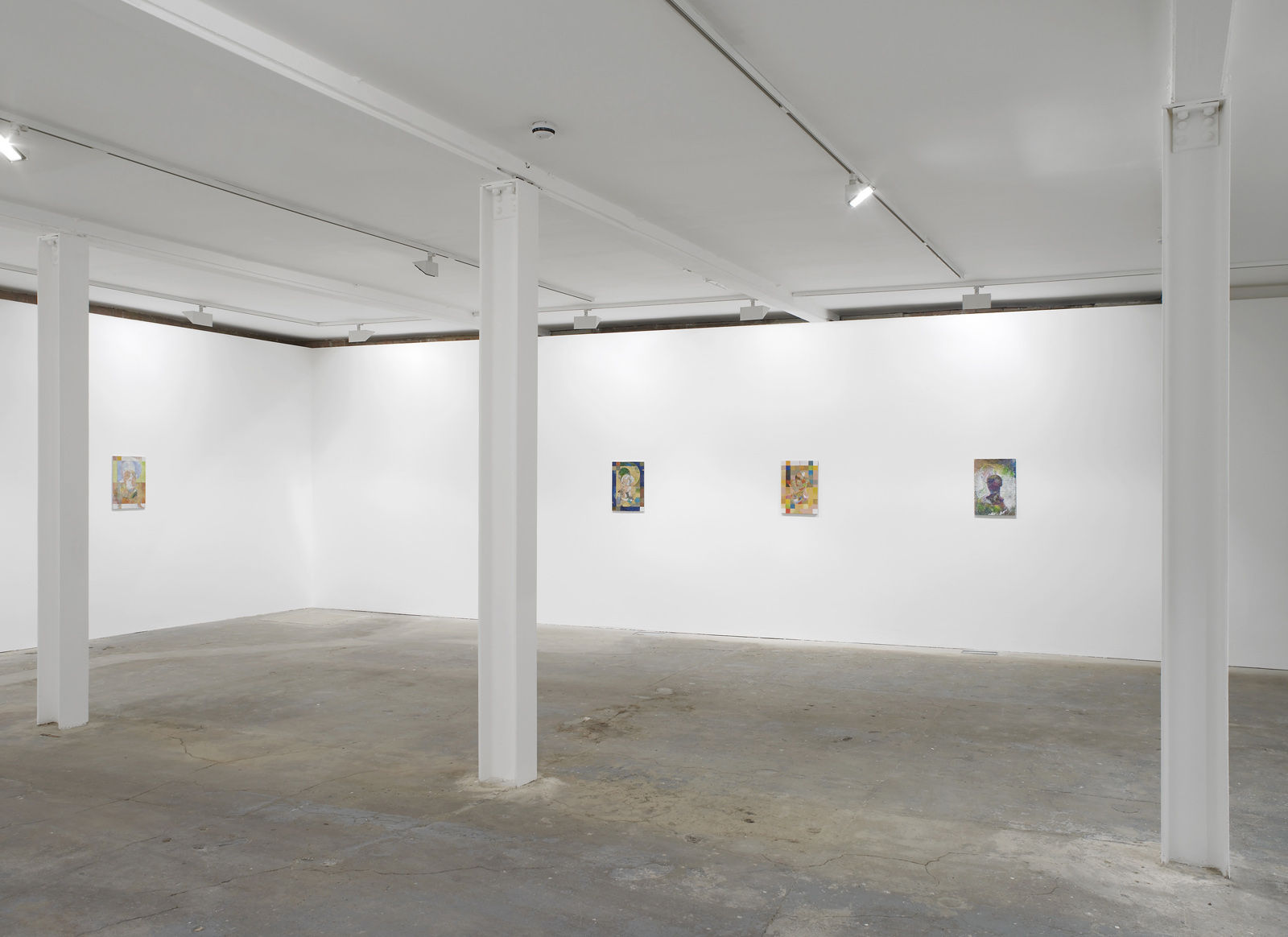 Installation view. Roleplay , Nicholas Byrne