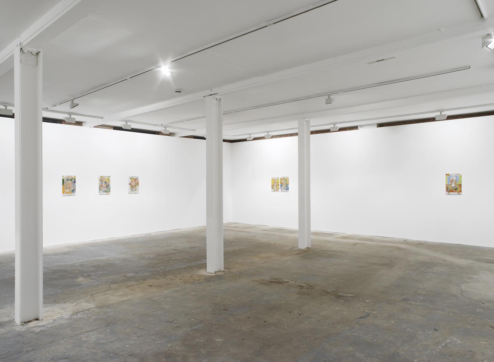 Installation view. Roleplay , Nicholas Byrne