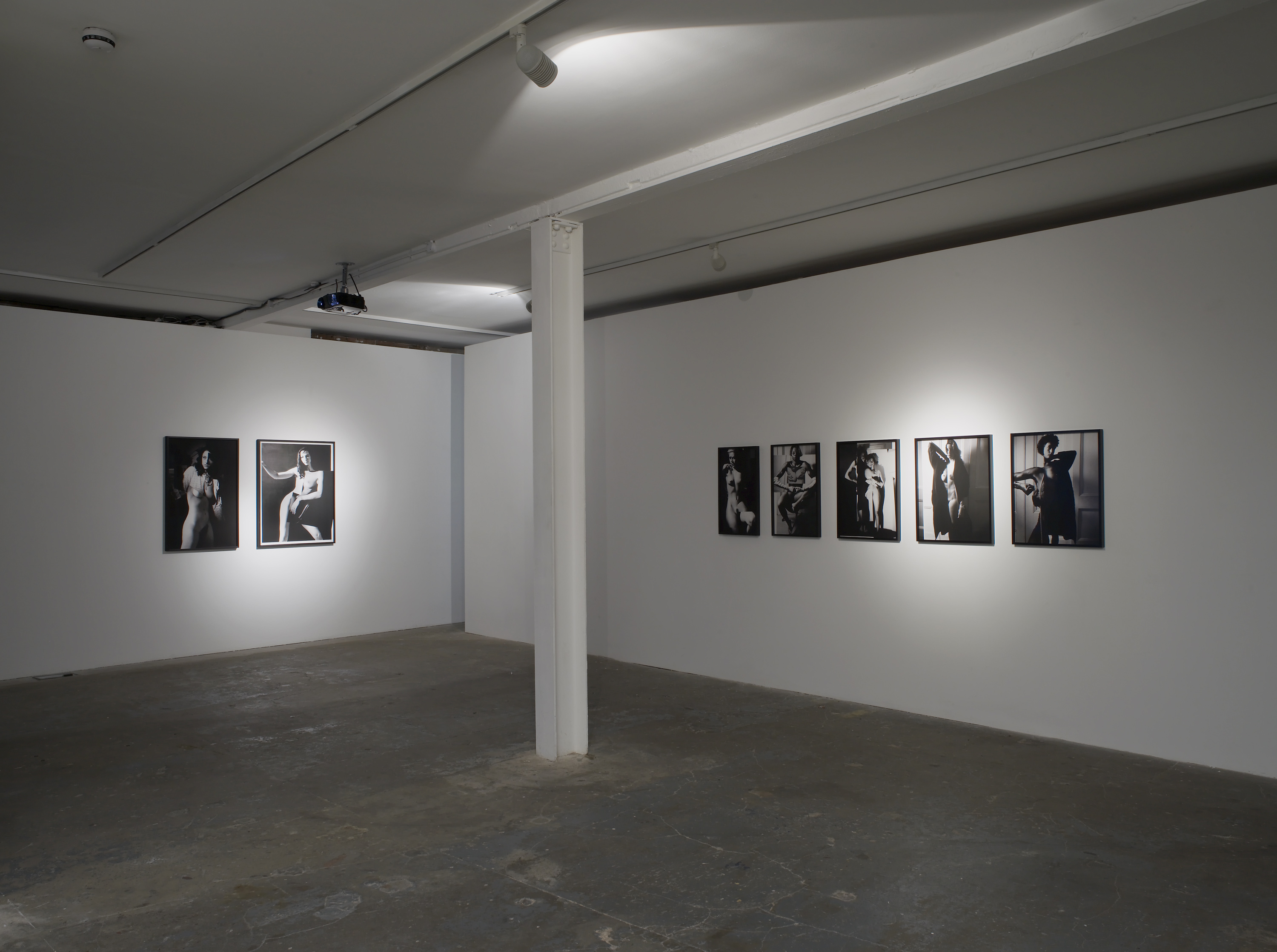 Stephen Dwoskin, 2015, Vilma Gold, London, installation view. Stephen Dwoskin