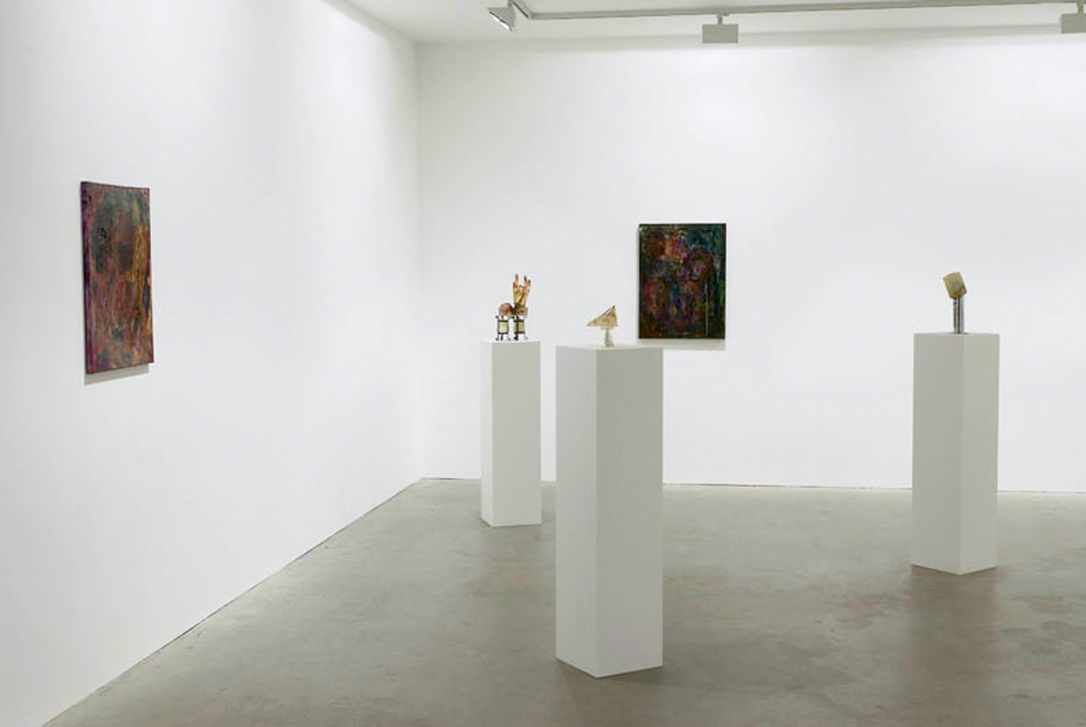 Installation view. The Classical , Michaela Eichwald