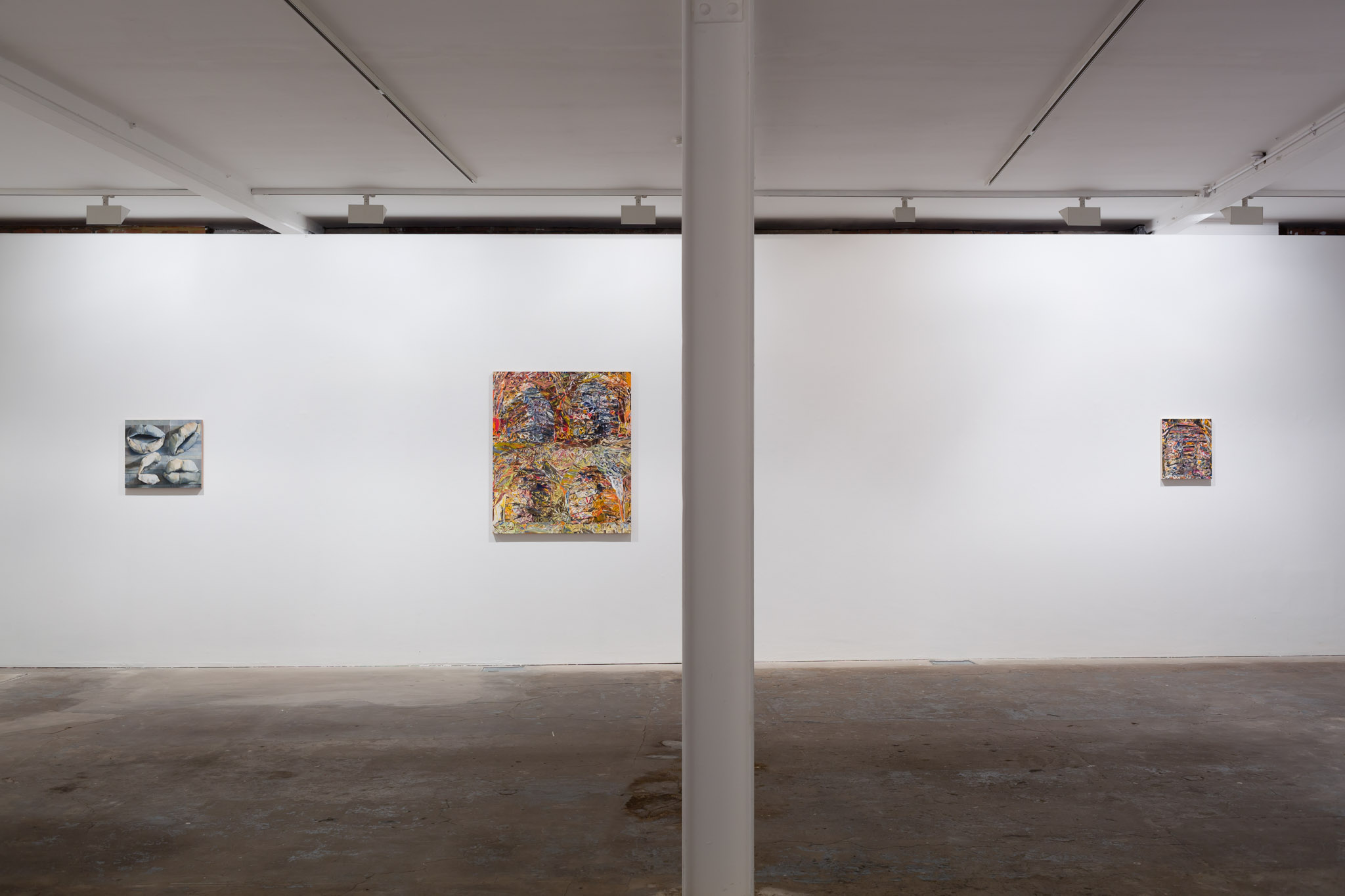 William Daniels, 2014, Vilma Gold, London, Installation View. William Daniels