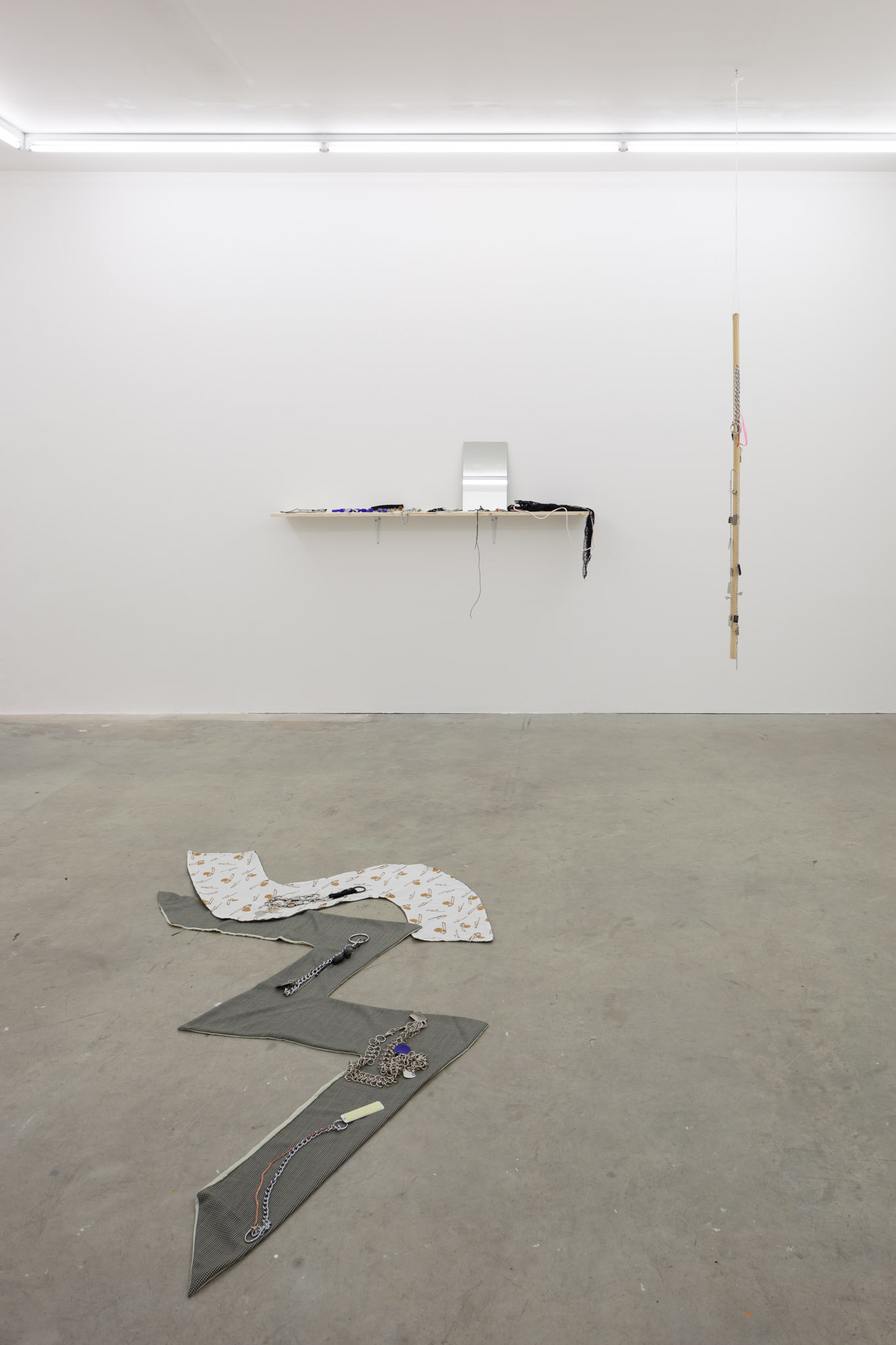Single Moms presented by House of Gaga, Vilma Gold, London, 2014, installation view. House of Gaga presents Single Moms