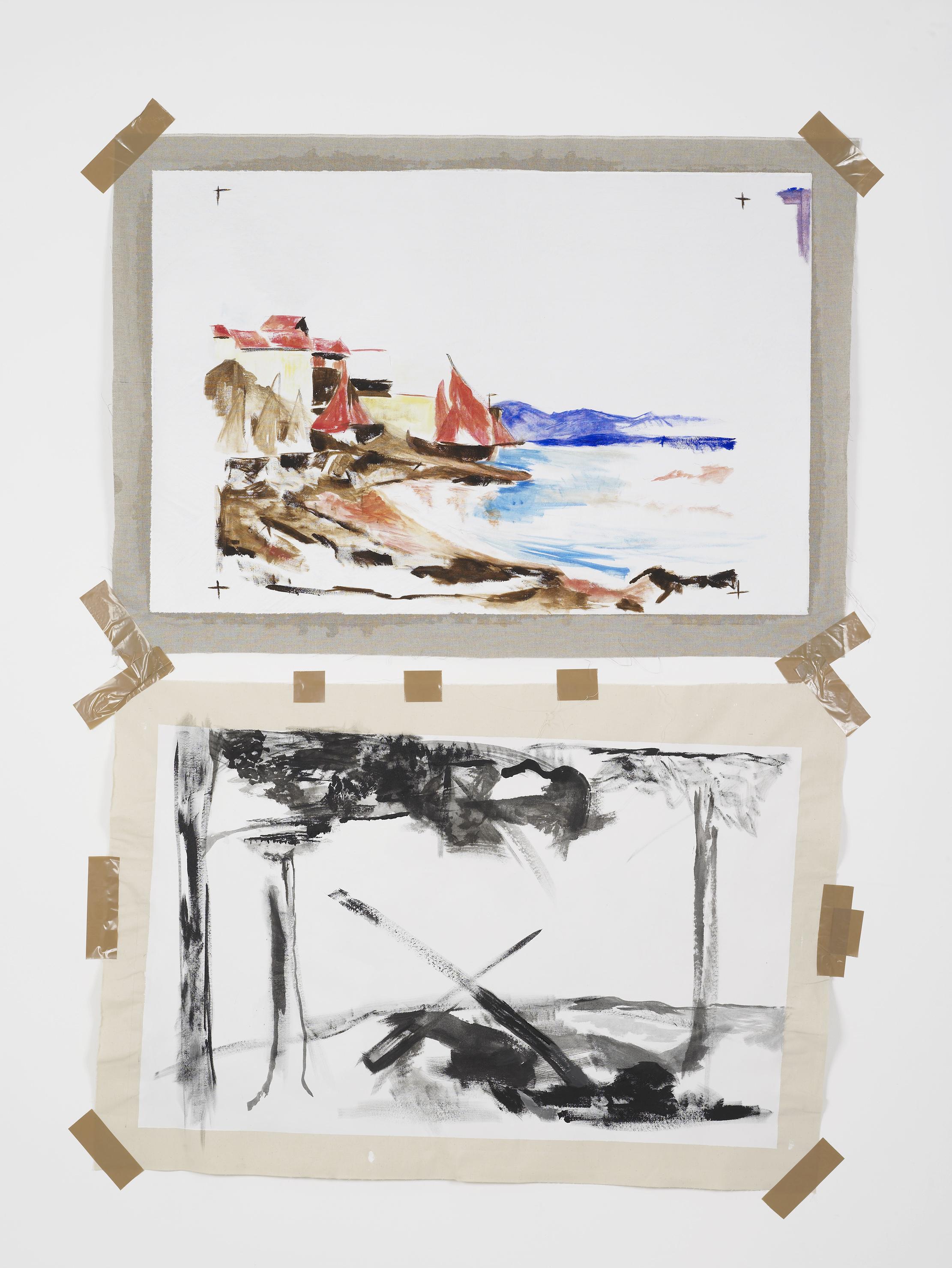 installation image. Genoveva Filipovic
