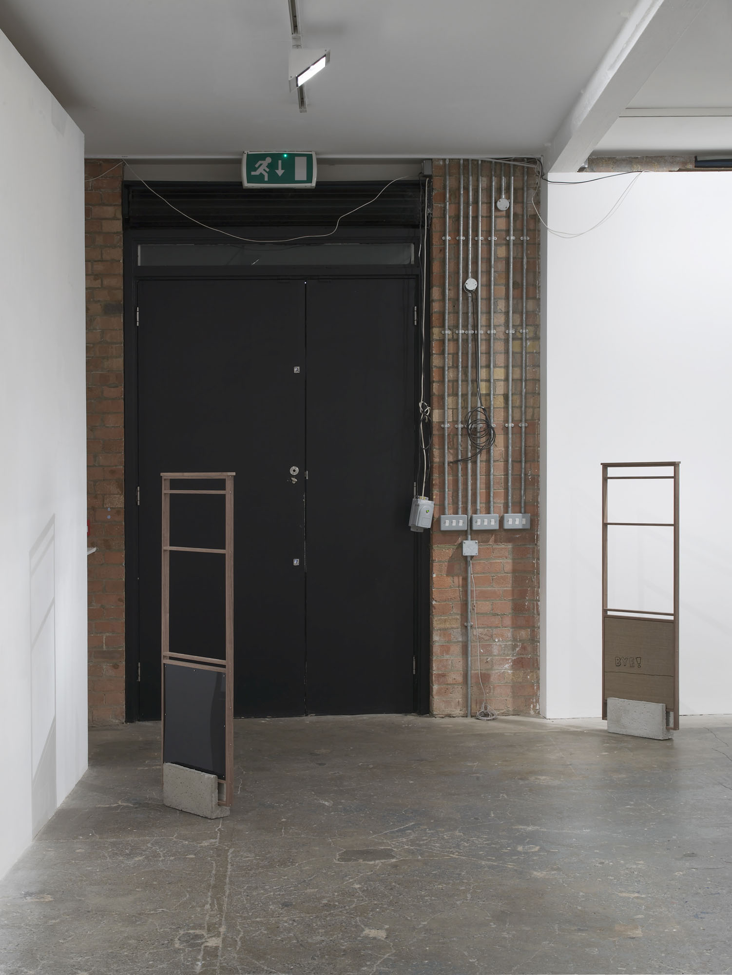Installation view. 2 , Philipp Timischl