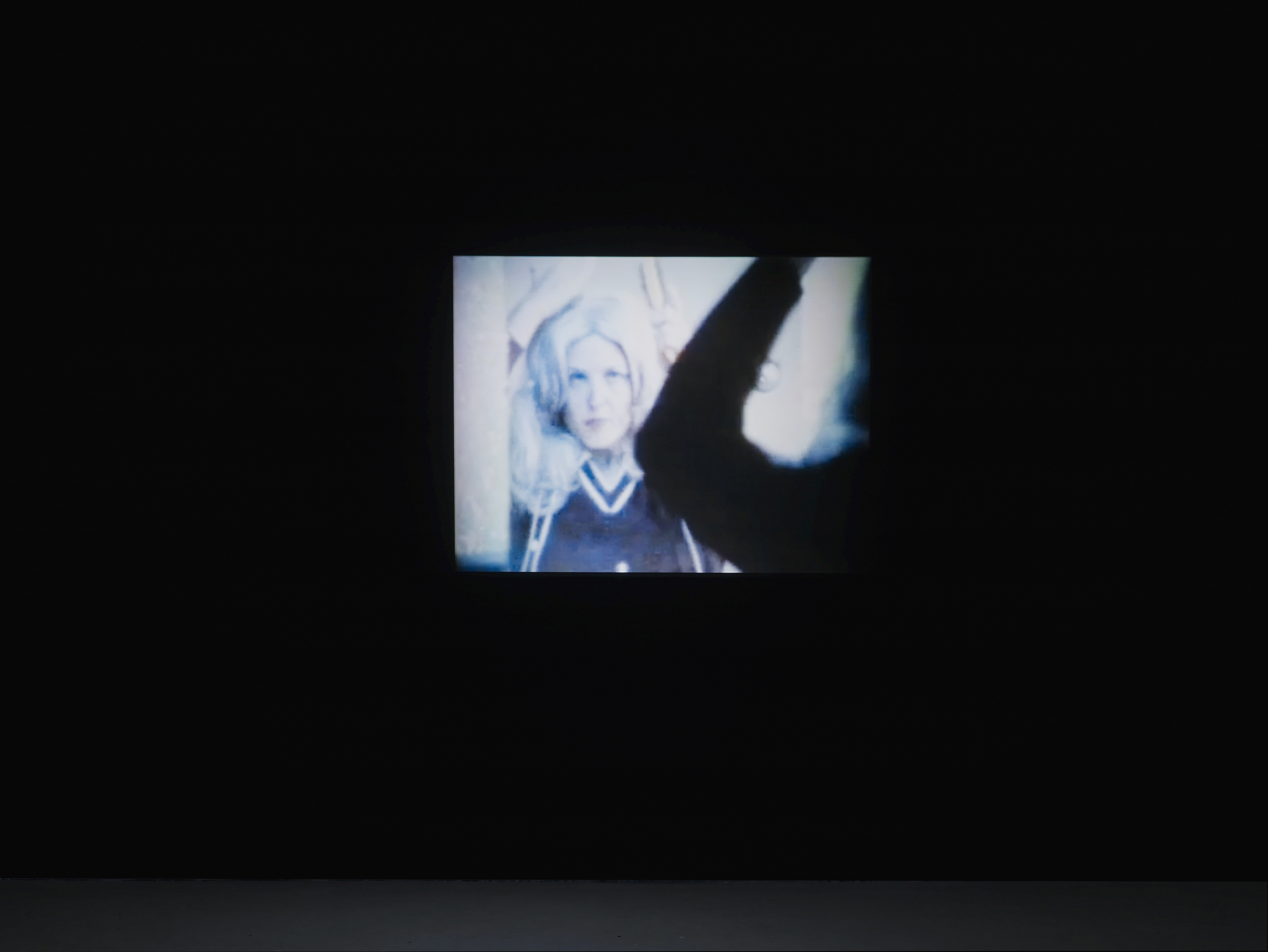 Installation view. Lynn turning into Roberta , Lynn Hershman Leeson