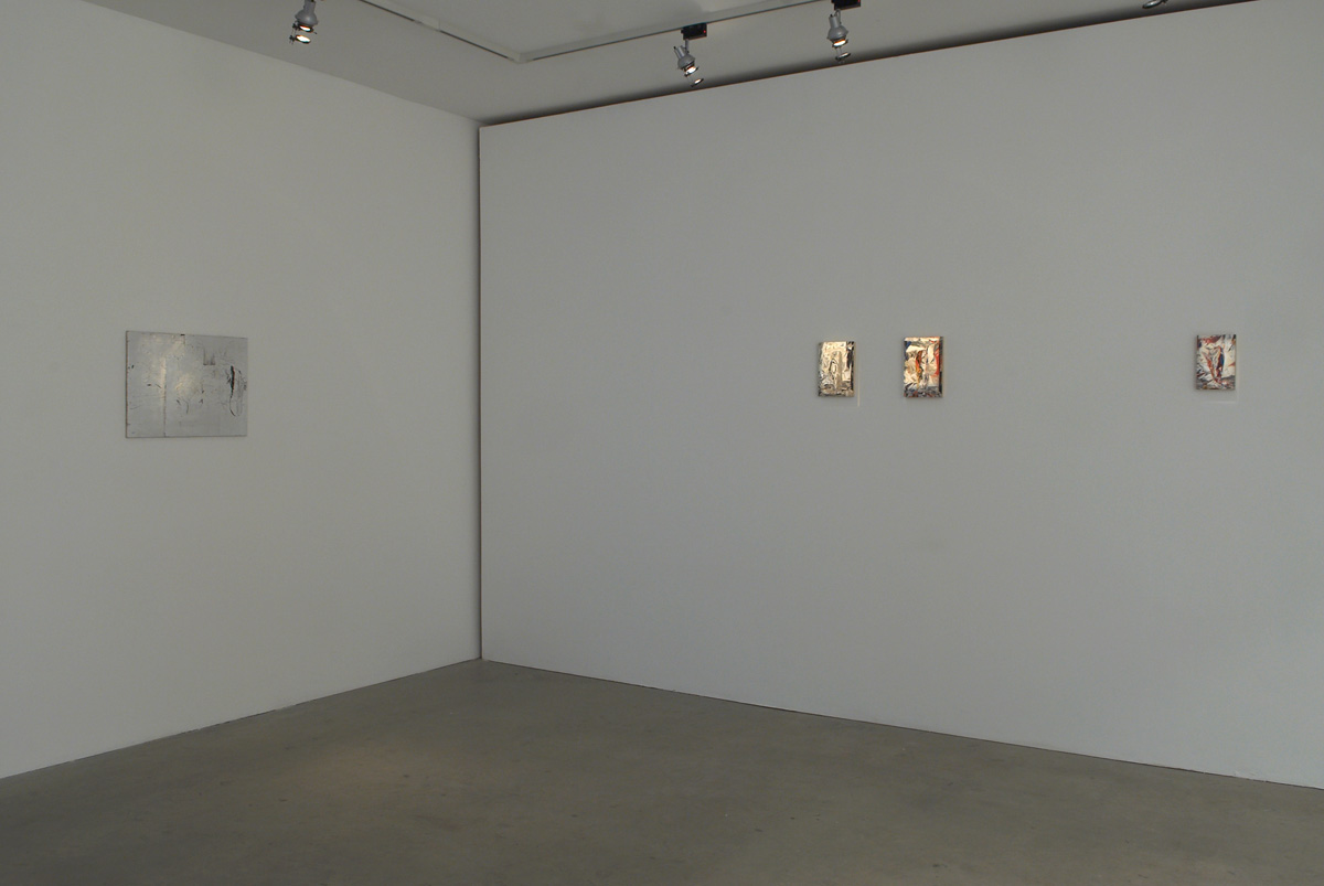 Installation view. Dreaming The Mainstream , William Daniels, Megan Fraser, Nina Konnemann, Sam Lewitt, VIctor Man, Nick Mauss, Meusser, Mark Titchner, Markus Selg, Michael Stevenson