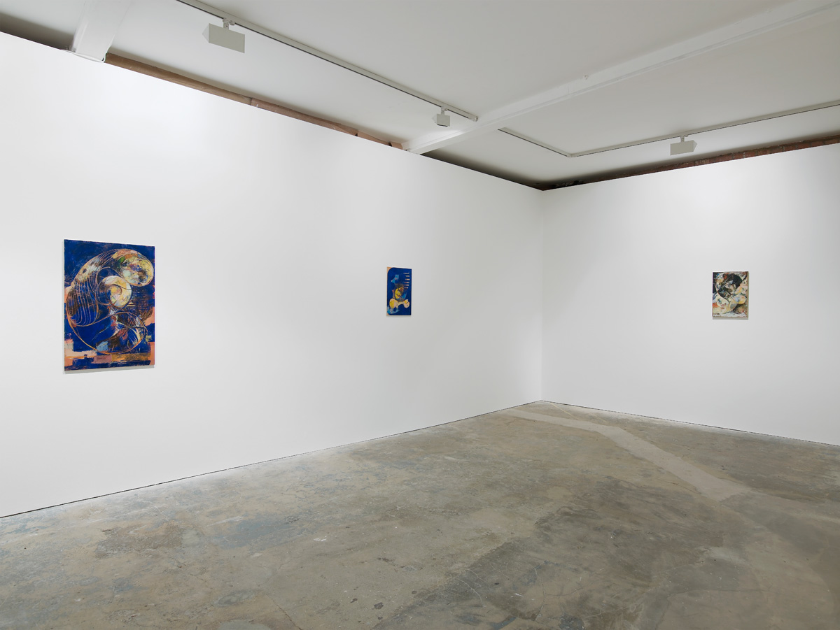 Installation view. A Catholic Episode , Nicholas Byrne