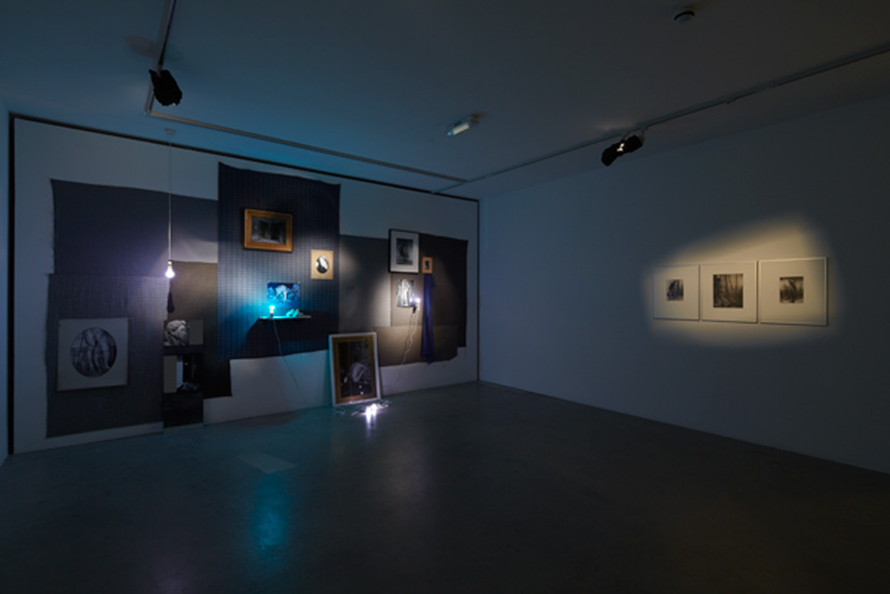 Exhibition view. Night Studio , Michaela Eichwald, David Harrison, Andrew Mania, Luther Price, Carl van Vechten