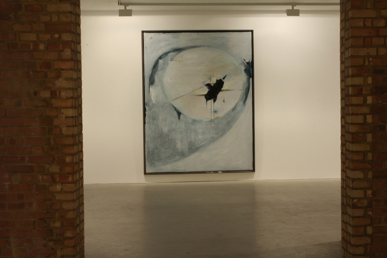 Installation view. Viper in Bosom , Thomas Helbig