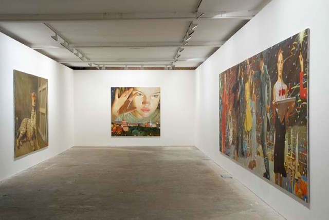 Installation view. Vladimir Dubossarsky and Alexander Vinogradov