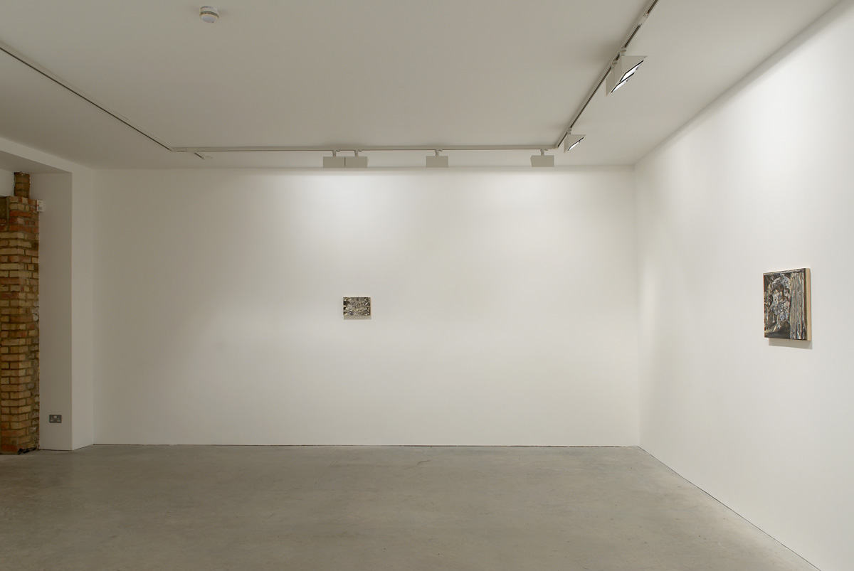 Installation view. William Daniels