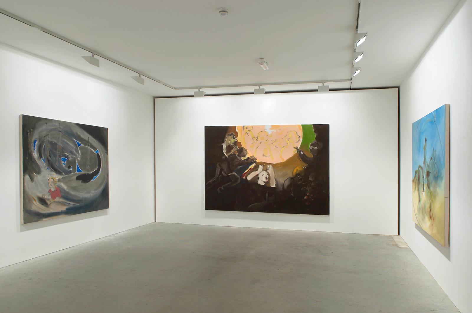 Installation view. Sophie Von Hellermann