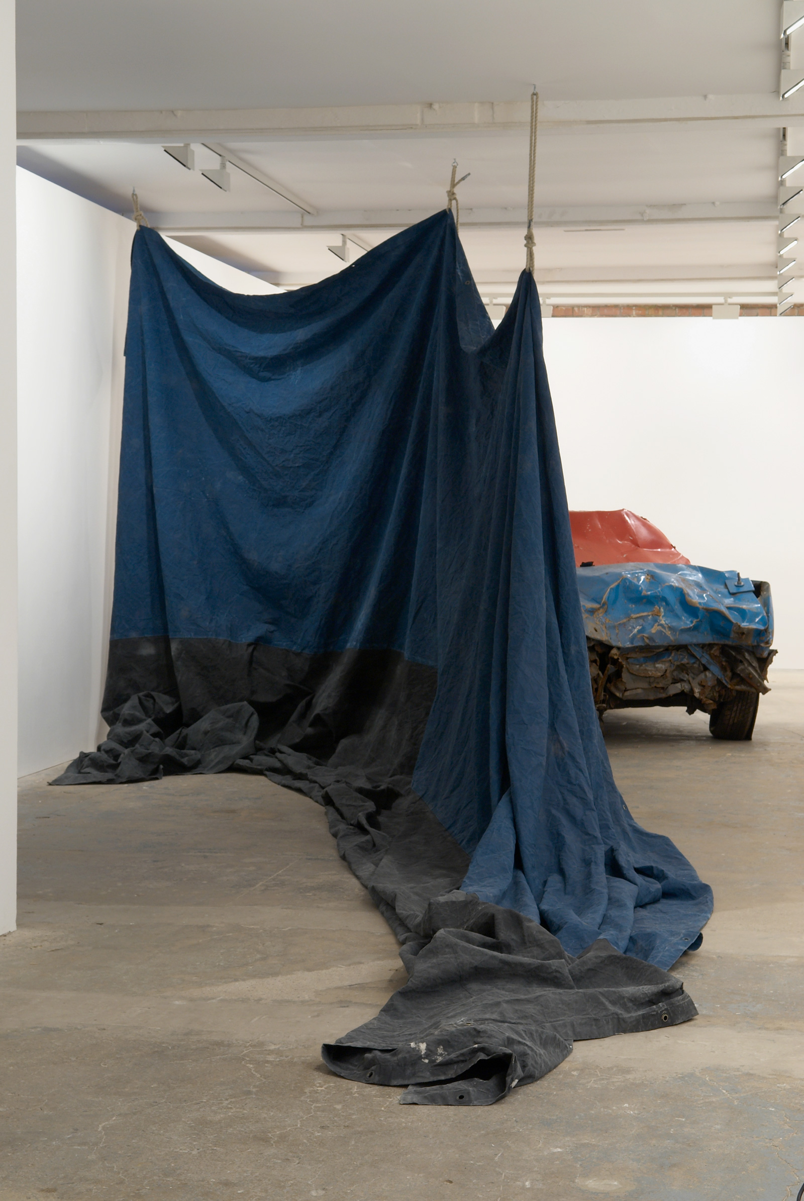 Installation view. Another End , Brian Griffiths