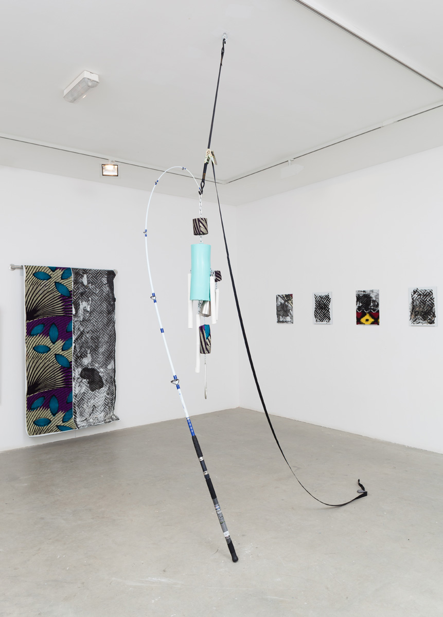 Installation view. Lucas Knipscher