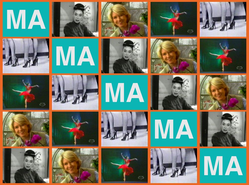 . Martha, Martha, Martha, Martha, Martha , Charles Atlas